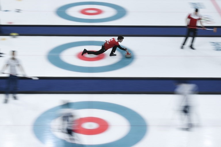 'Curling is cool, fool!' says Mr. T