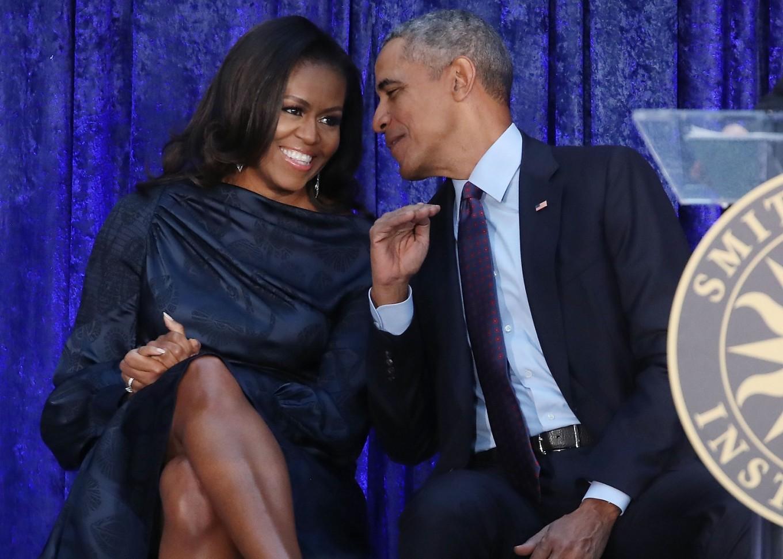 Obamas to anchor key slots at Biden's Democratic convention