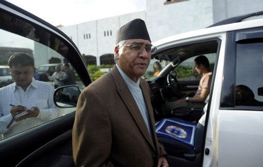 Nepal premier resigns two months after landmark polls