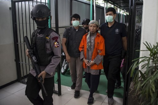 University of Indonesia's woods training ground for terrorists in 2004: Witness
