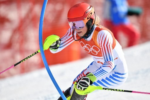 Shiffrin savours 'sweet' Olympic giant slalom gold