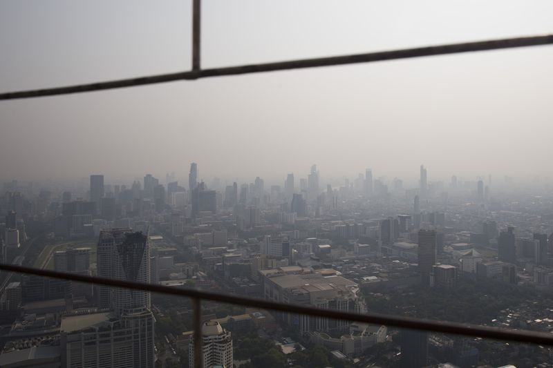 There's a new contender for title of Asia's most polluted city