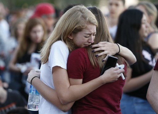 Two plus attacker hurt in Maryland school shooting: Sheriff