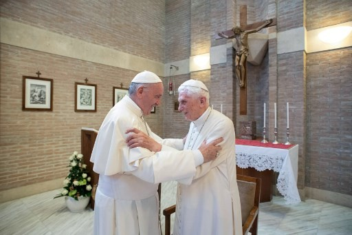 Pope's upcoming Iraq trip is 'dangerous': Benedict