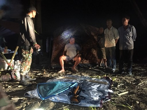 Thai officials smell clue with faeces find in tycoon poaching case