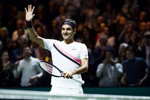 New world No.1 Roger Federer wins Rotterdam Open