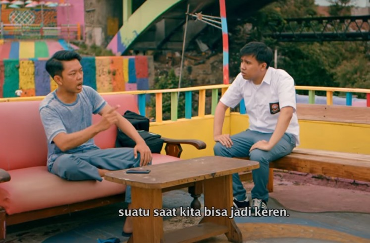 YouTuber produces romantic comedy that draws on Javanese roots