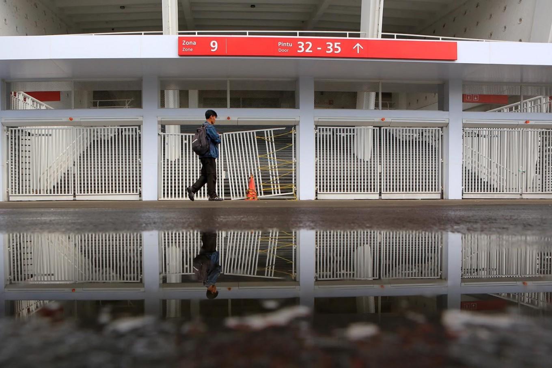 GBK stadium, jogging track closed to public ahead of Asiad