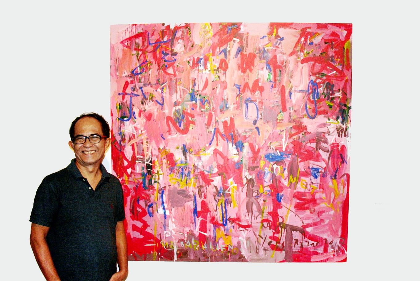 Yoes Rizal: Keeping art as art and nothing more