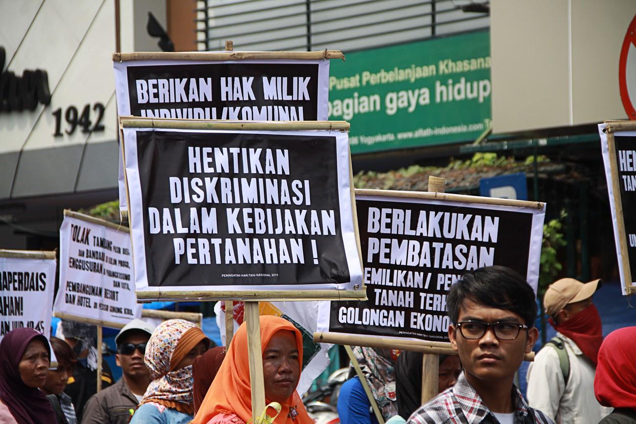 Discriminatory land regulation cannot be used as legal basis: Ombudsman