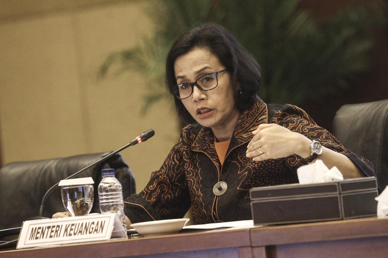 Indonesia calls for joint effort to tax Google, Facebook, Amazon