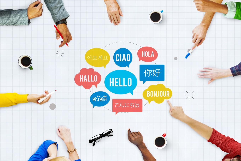 Languages that divide; languages that connect, unite