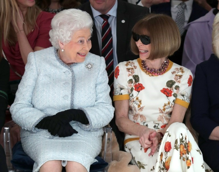 Condé Nast says Anna Wintour not leaving Vogue