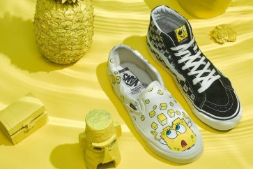 SpongeBob SquarePants set to feature on Vans limited edition