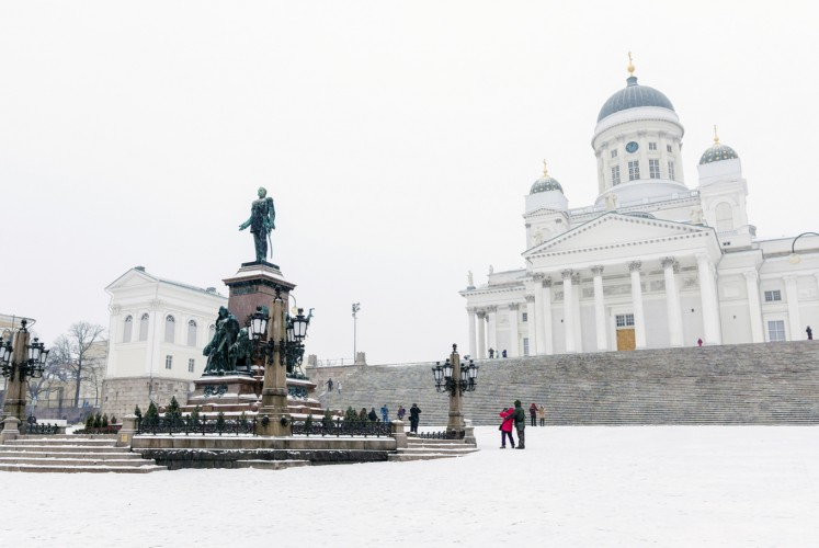 Helsinki Cathedral, also known as the St. Nicholas Cathedral, is a distinctive landmark of the Finland's capital. The historic Helsinki Memorandum of Understanding (MoU) between the government of Indonesia and the Free Aceh Movement (GAM) was signed on Aug. 15, 2005 in Helsinki.
