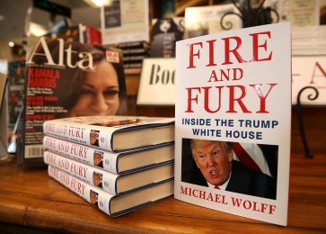 'Fire and Fury': Desperately seeking the truth about Donald Trump