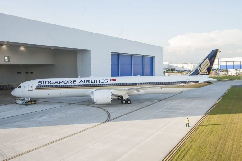 Singapore Airlines to fly new Boeing 787-10 between Singapore and Perth