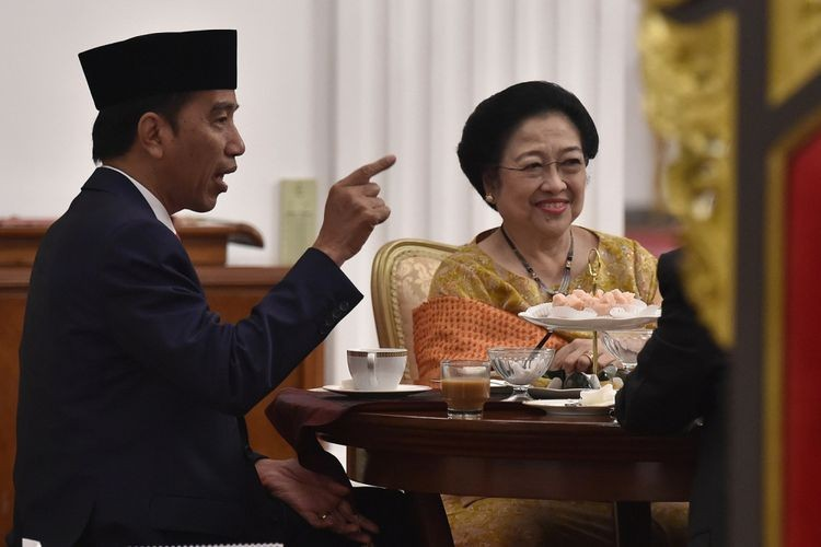 There is distance between us, SBY says of relationship with Megawati