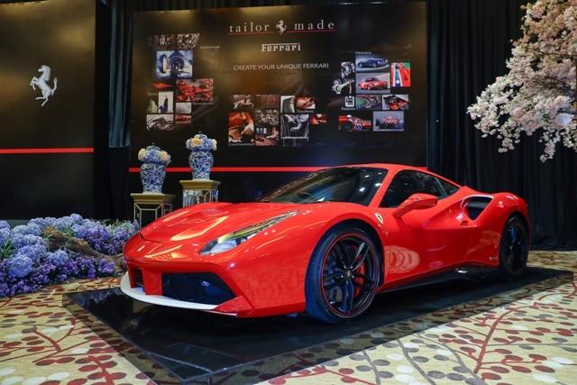 Ferrari optimistic about Indonesian sales
