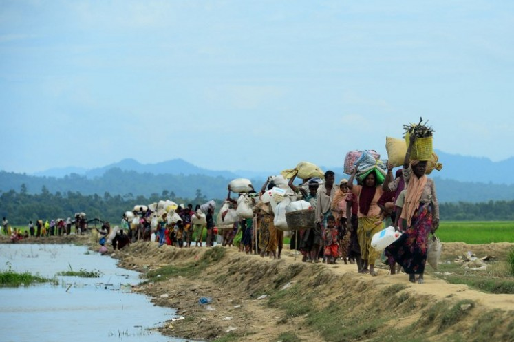 Conditions in Myanmar 'not conducive' to Rohingya return: UN