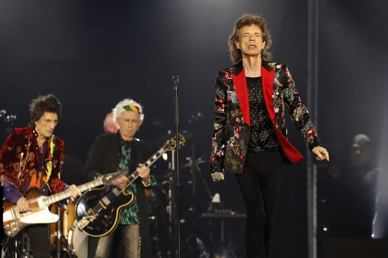 The Rolling Stones to headline 50th anniversary Jazz Fest