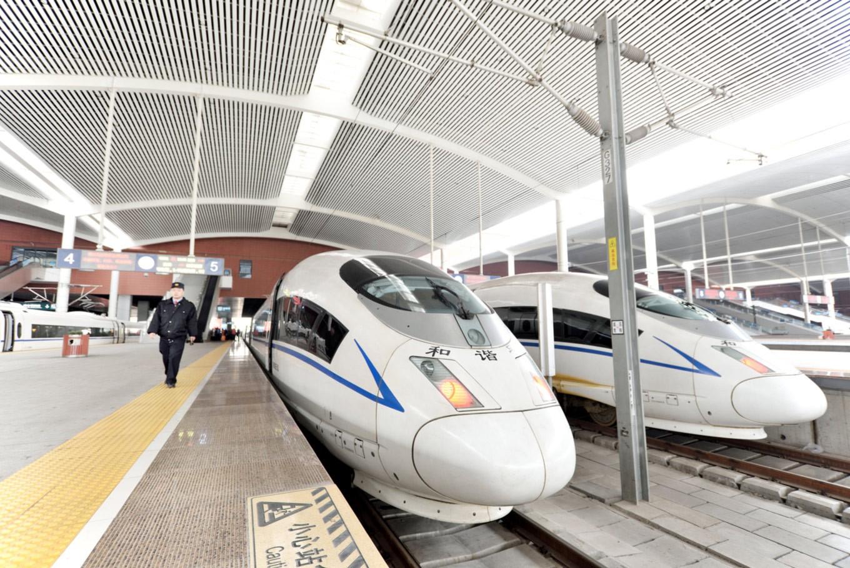 As BRI rolls ahead, China's legacy will be high-speed rail