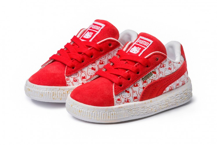 Puma x Hello Kitty collection to launch in Indonesia - Lifestyle ... 16e0aa36d
