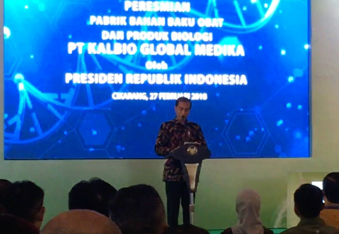 Kalbe Farma inaugurates first biotech factory