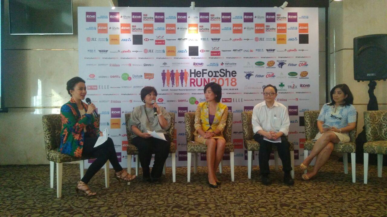 IBCWE to host HeForShe Run on March 4