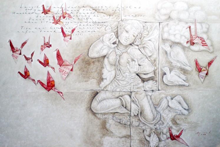 Terbang Pulang (Flying Home) by Dyan Anggraini