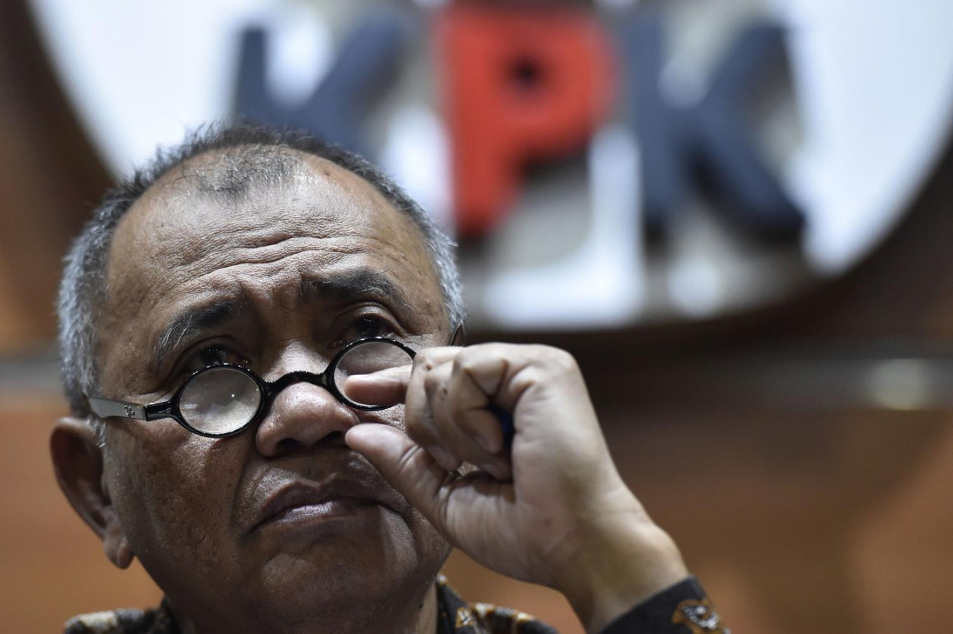 KPK arrests nine people, including House member, in Jakarta