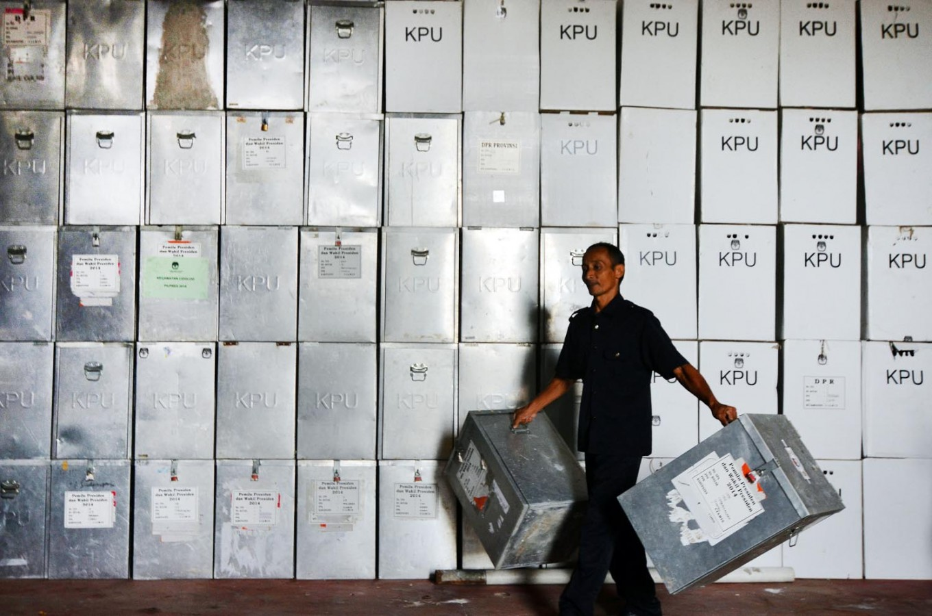 Komnas HAM asks ministry to speed up e-ID registration ahead of elections