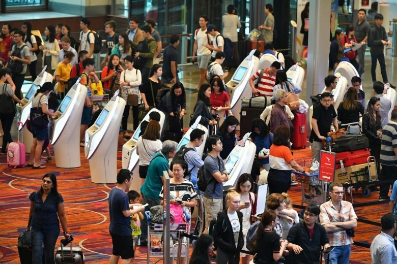 Some travelers put off by higher taxes at Changi Airport