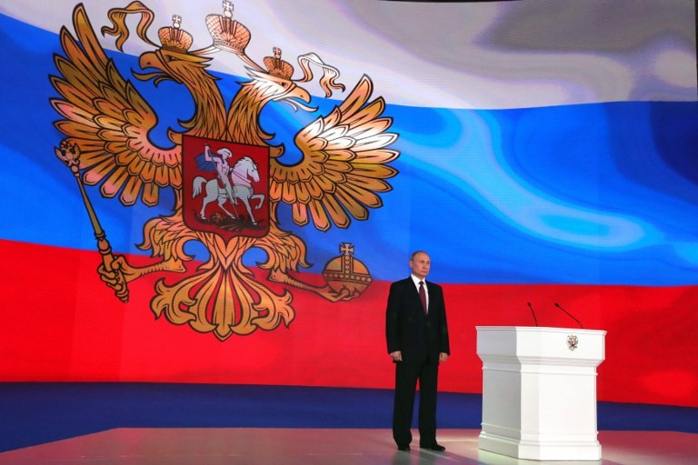 Nukes, Syria, Trump and Ukraine: Putin tackles topics in marathon Q&A session
