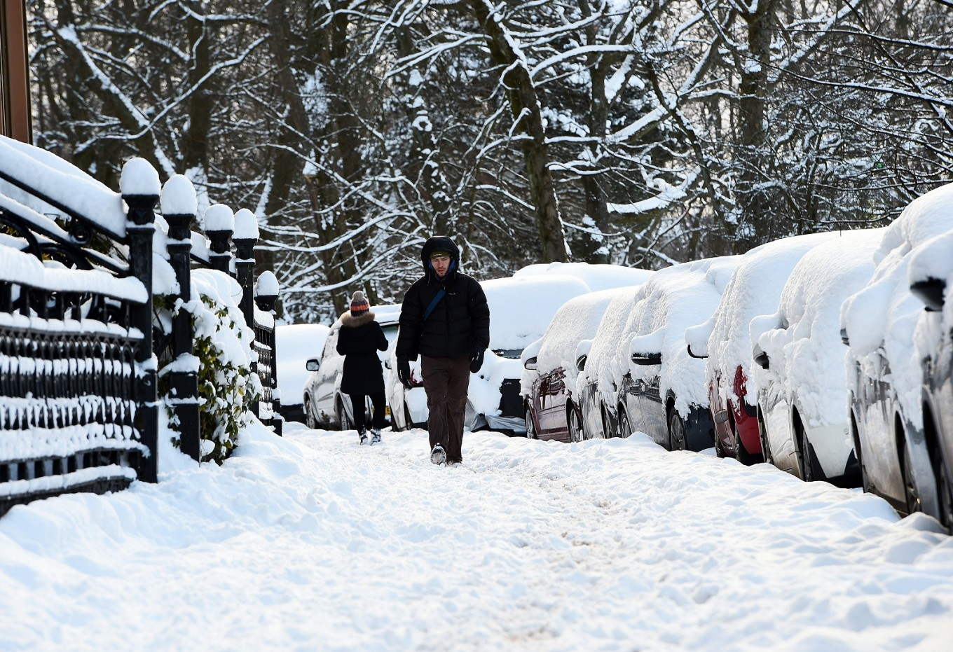 Deadly blizzards lash Europe, air travel disrupted by snow