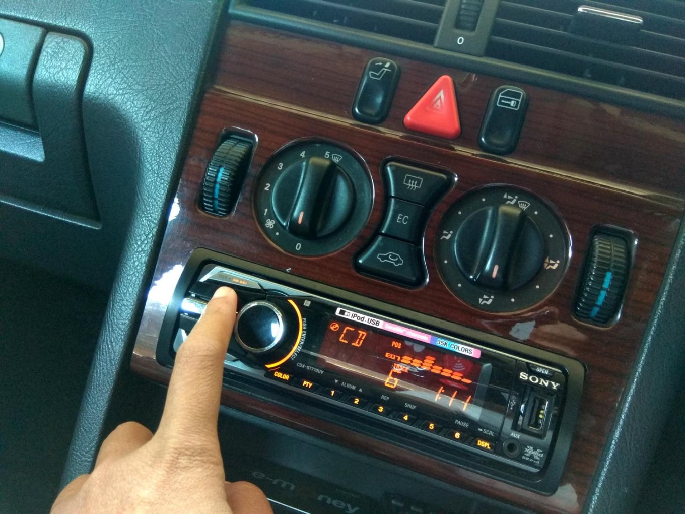 Listening to music while driving violates the law: Traffic chief