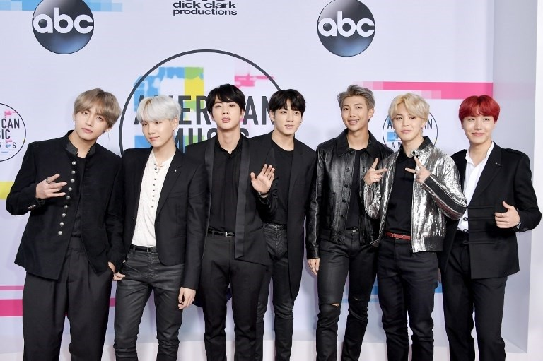 bts nominated for billboard music awards 2018 entertainment the