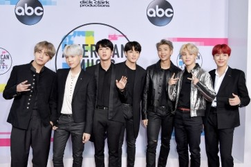BTS nominated for Billboard Music Awards 2018