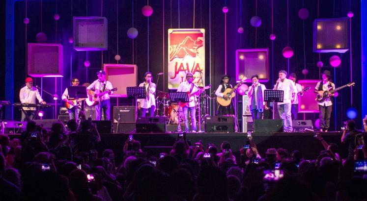 Ministers stun Java Jazz audience