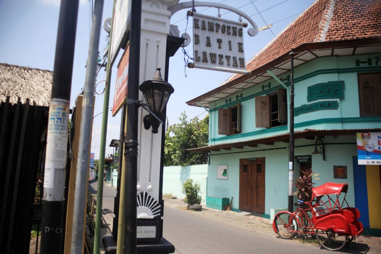 Six batik kampung to explore
