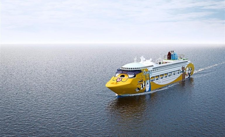Go on an 'Adventure Time' on this Cartoon Network cruise