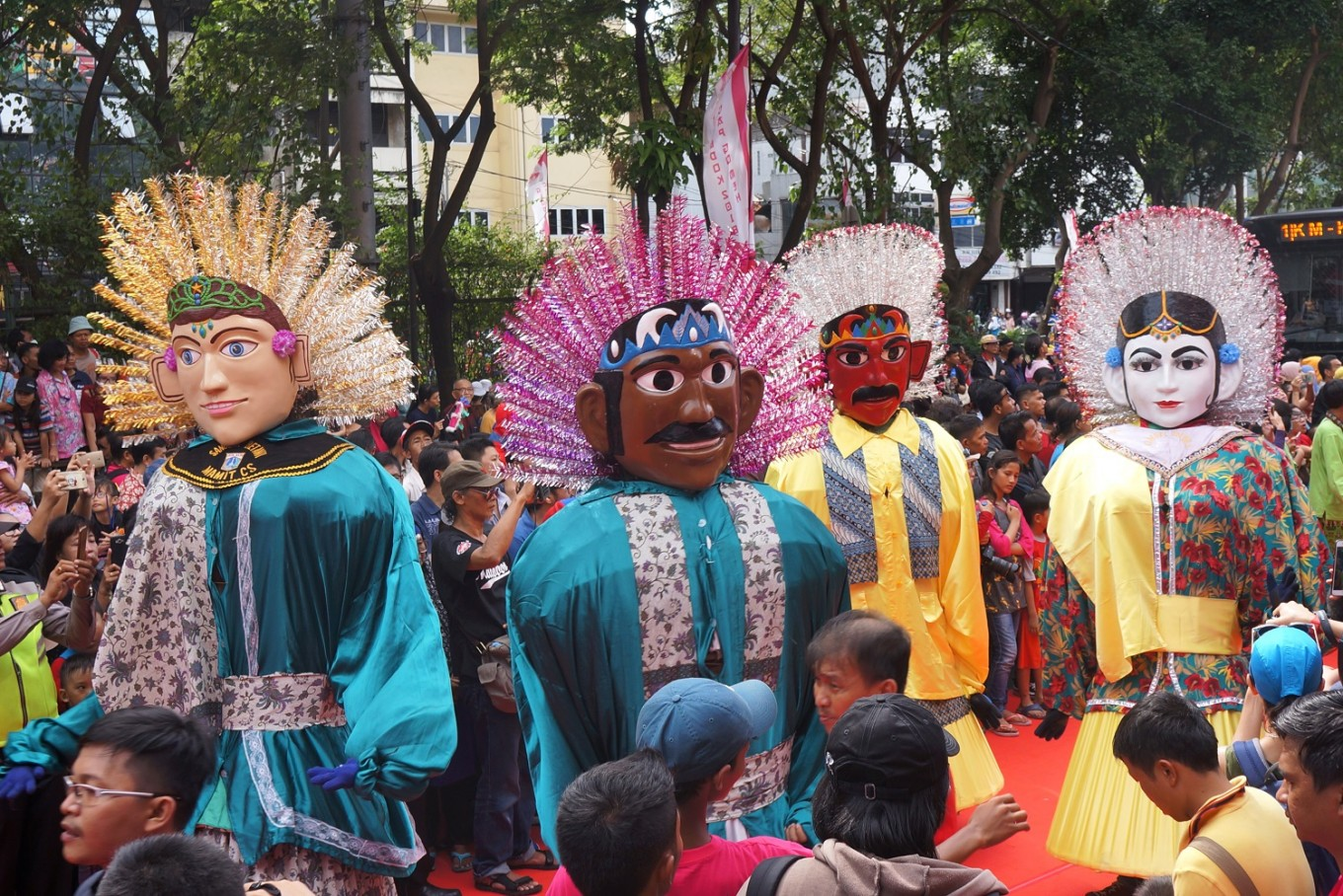 Jakarnaval to return after two-year hiatus
