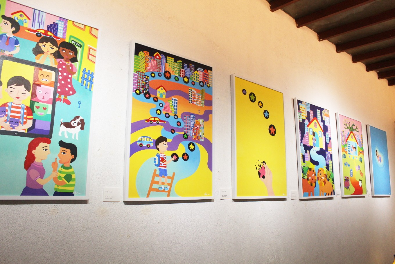 Jakarta exhibition delves into finding life's purpose