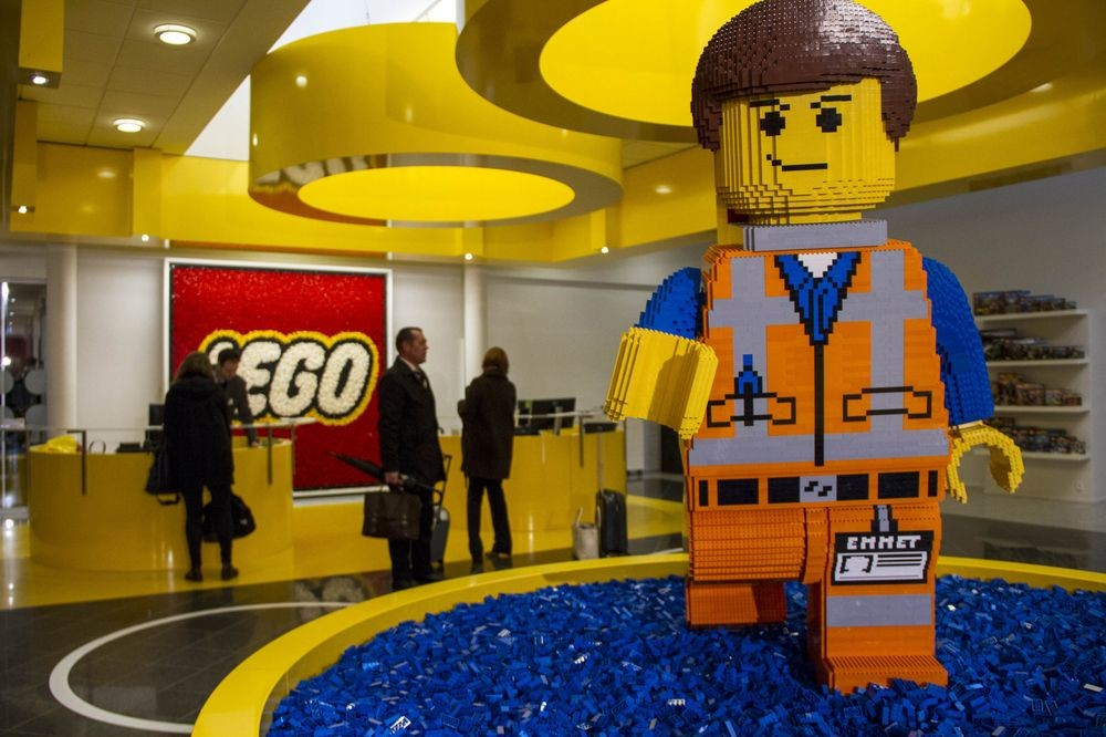 Billionaire Lego owners' plastic agenda comes at an unknown cost