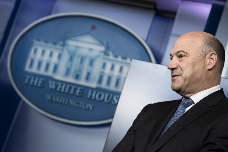 Gary Cohn giving to charity to resolve Goldman 1MDB impasse