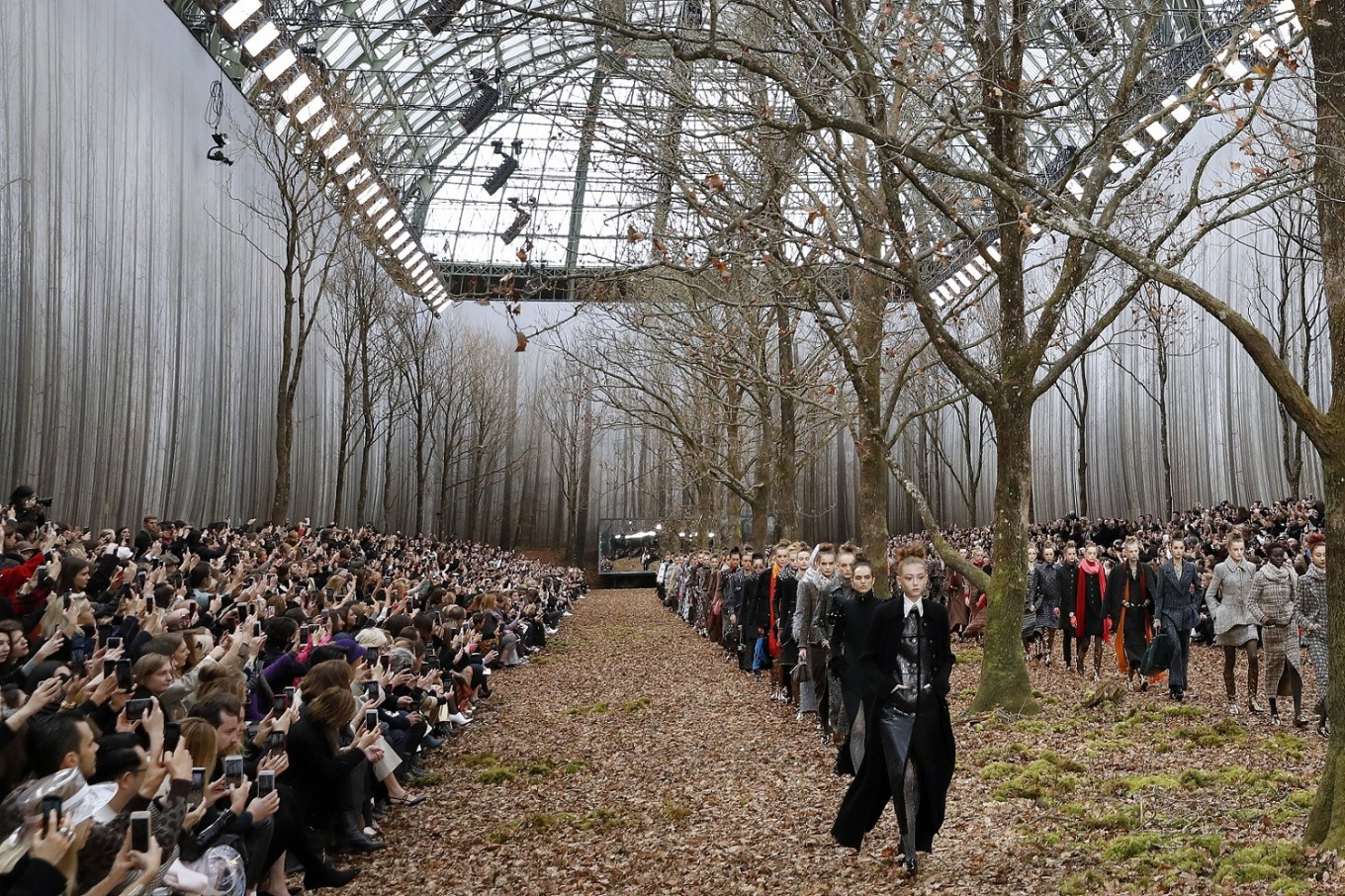 Image result for chanel catwalk shows
