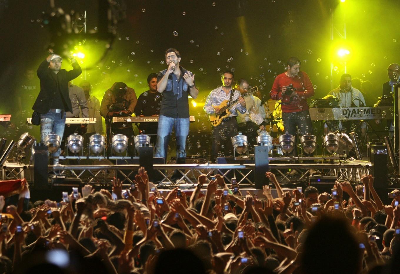 'No dancing': Saudi concert edict stirs ridicule