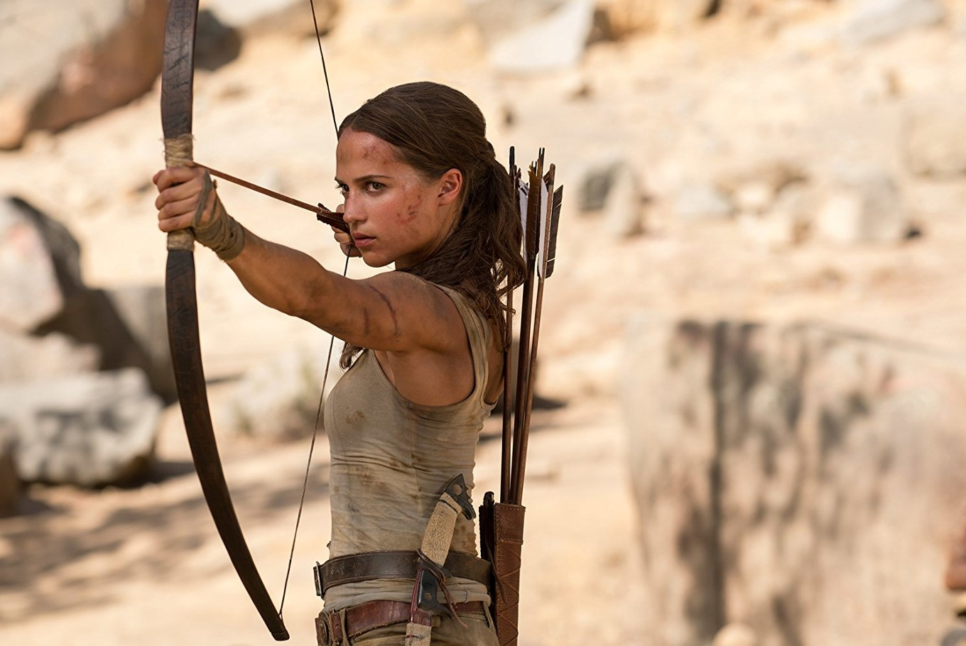 The follow-up to 'Tomb Raider' has a director and release date
