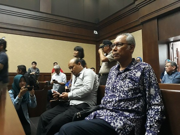 Setya's doctor jailed for obstruction of justice
