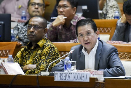 Freeport still open to develop smelter in Sumbawa